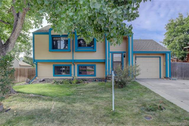 11886 W Bowles Circle W, Littleton, CO 80127 (#3083326) :: The DeGrood Team