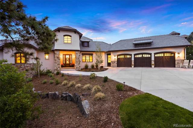 2163 Sierra Verde Court, Castle Rock, CO 80104 (#3090174) :: Real Estate Professionals