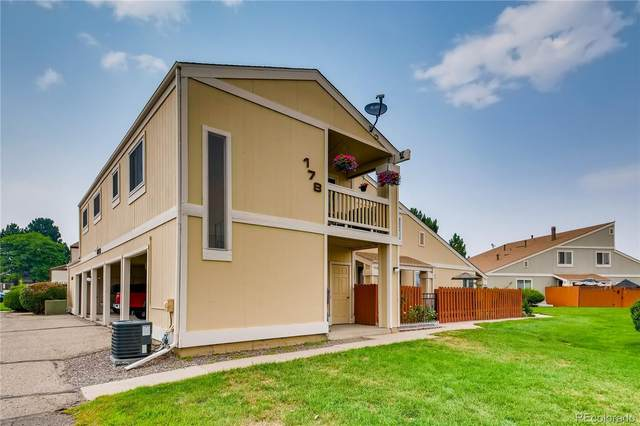 8753 Chase Drive #178, Arvada, CO 80003 (MLS #3090212) :: Bliss Realty Group