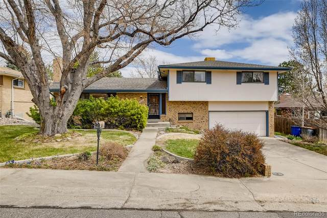 6916 Brentwood Street, Arvada, CO 80004 (#3094093) :: The Dixon Group