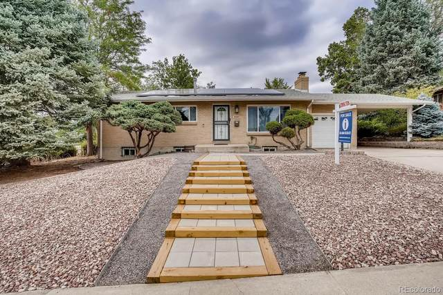 4045 W Dartmouth Avenue, Denver, CO 80236 (#3095368) :: Bring Home Denver with Keller Williams Downtown Realty LLC