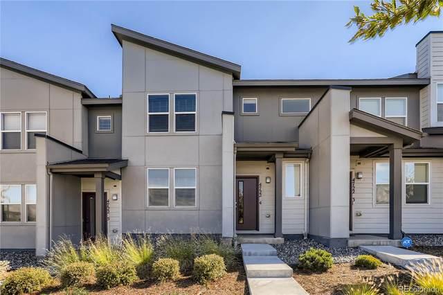 4722 N Kittredge Street #4, Denver, CO 80239 (#3095712) :: Signature Realty, Inc.