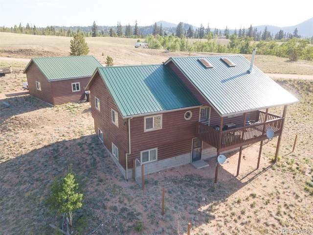 526 Sharps Way, Como, CO 80432 (#3096349) :: Finch & Gable Real Estate Co.