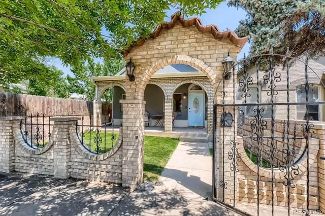 3646 N High Street, Denver, CO 80205 (#3098974) :: Venterra Real Estate LLC