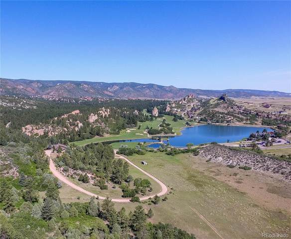 1000 Comanche Ridge, Larkspur, CO 80119 (MLS #3099002) :: 8z Real Estate