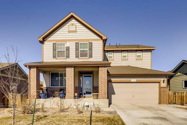 16683 E 102nd Avenue, Commerce City, CO 80022 (#3099953) :: The Colorado Foothills Team | Berkshire Hathaway Elevated Living Real Estate