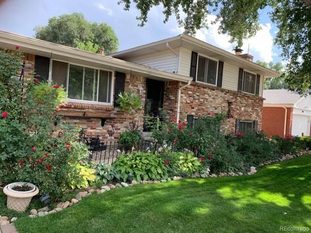 2856 S Jay Street, Denver, CO 80227 (MLS #3103012) :: 8z Real Estate