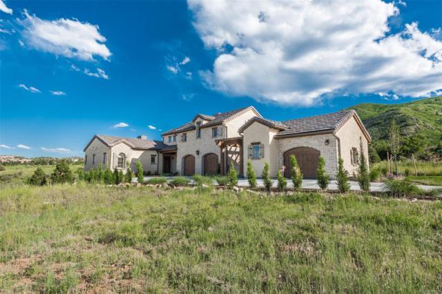11396 Birolli Place, Littleton, CO 80125 (MLS #3104723) :: 8z Real Estate