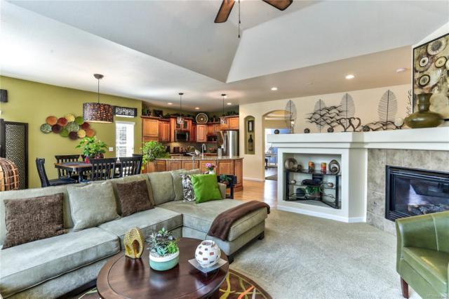 15107 E Crestline Place, Centennial, CO 80015 (#3111045) :: The Healey Group