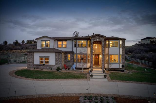 1126 Ridge Oaks Drive, Castle Rock, CO 80104 (#3118571) :: Bring Home Denver with Keller Williams Downtown Realty LLC