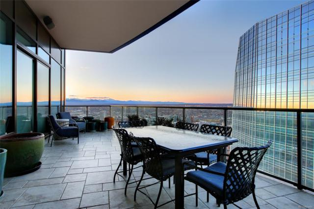 1133 14th Street #4450, Denver, CO 80202 (#3118717) :: The Griffith Home Team