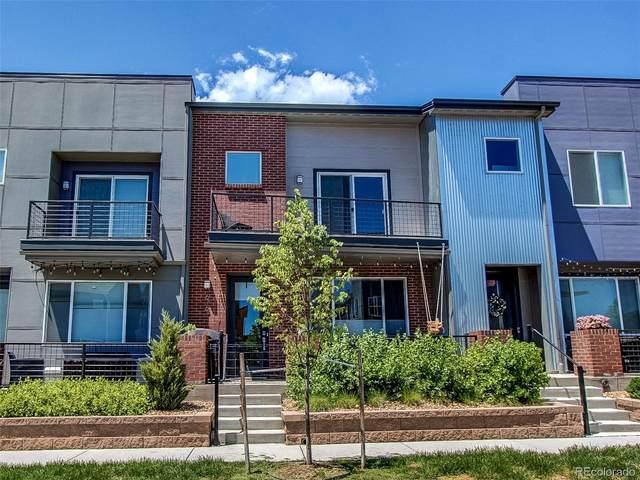 6761 Warren Drive, Denver, CO 80221 (#3118984) :: The Griffith Home Team