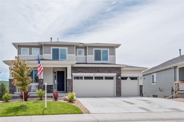 1800 Diamond Head Drive, Castle Rock, CO 80104 (#3119189) :: Bring Home Denver with Keller Williams Downtown Realty LLC