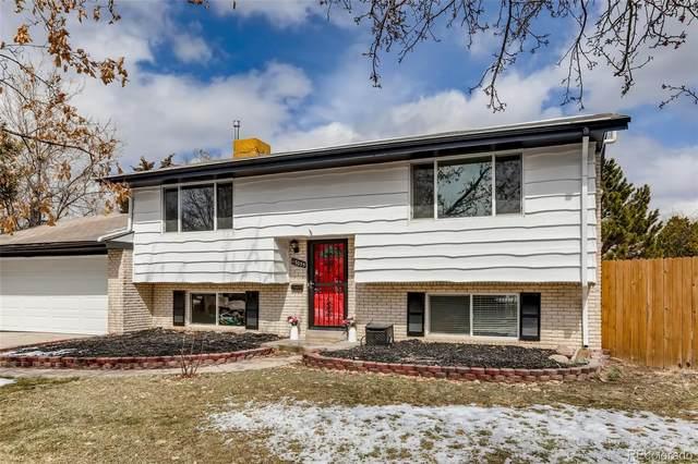 13055 E Dakota Avenue, Aurora, CO 80012 (#3120894) :: The Dixon Group