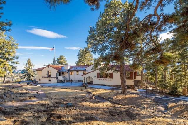 24889 Grandview Avenue, Golden, CO 80401 (#3127770) :: Venterra Real Estate LLC