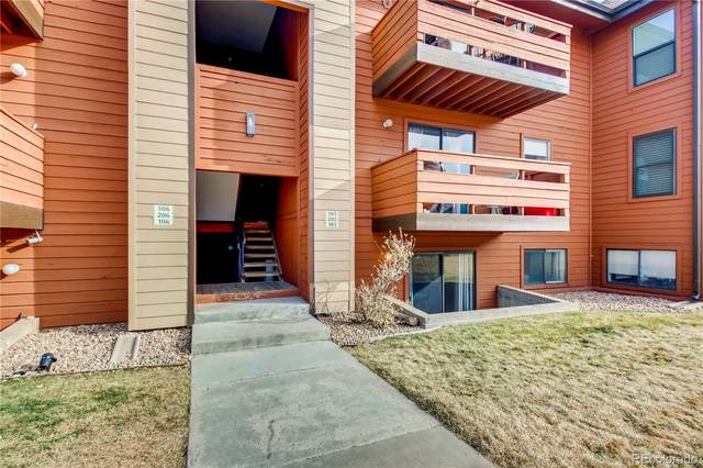 7150 W 20th Avenue #105, Lakewood, CO 80214 (#3129418) :: The HomeSmiths Team - Keller Williams