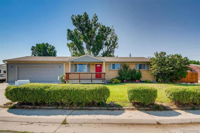 2163 E 116th Place, Northglenn, CO 80233 (#3129519) :: The Griffith Home Team