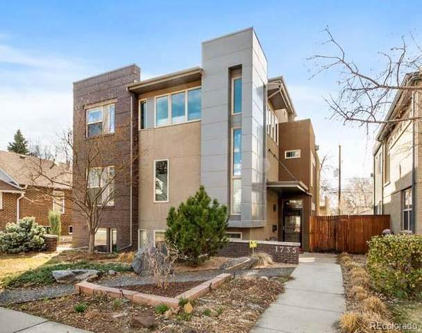 1735 S Pennsylvania Street, Denver, CO 80210 (#3133989) :: Briggs American Properties