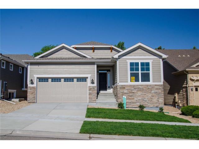 11595 Colony Loop, Parker, CO 80138 (MLS #3134928) :: 8z Real Estate