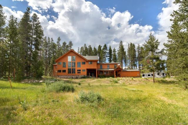 222 County Road 466, Grand Lake, CO 80447 (#3135146) :: The Peak Properties Group