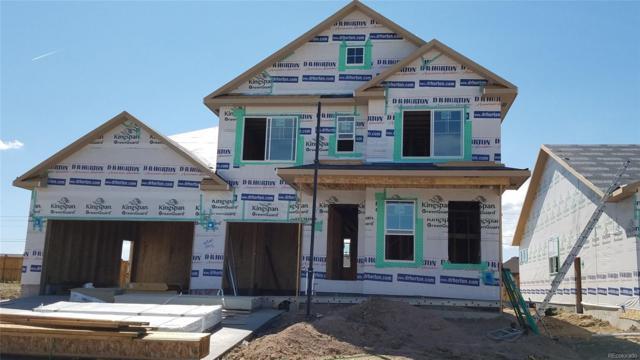 1618 Wingfeather Lane, Castle Rock, CO 80108 (MLS #3136520) :: Keller Williams Realty