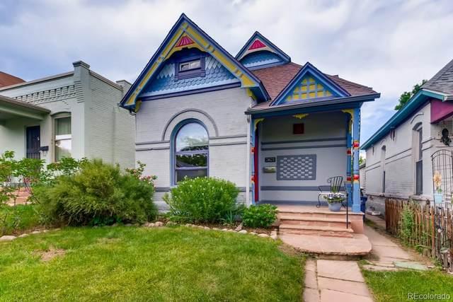 2621 W 34th Avenue, Denver, CO 80211 (#3136914) :: Portenga Properties