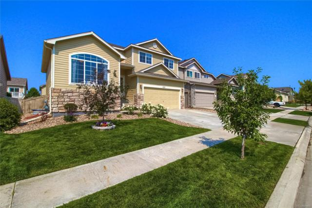 433 Iron Street, Lochbuie, CO 80603 (#3137565) :: The City and Mountains Group