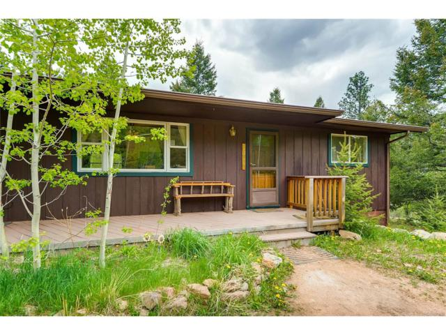 31258 Chambers Lane, Conifer, CO 80433 (MLS #3137757) :: 8z Real Estate