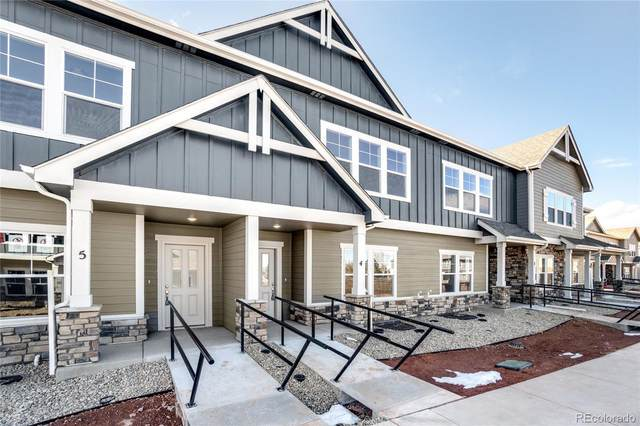 2444 Ridge Top Drive #4, Fort Collins, CO 80526 (#3138021) :: The Colorado Foothills Team | Berkshire Hathaway Elevated Living Real Estate
