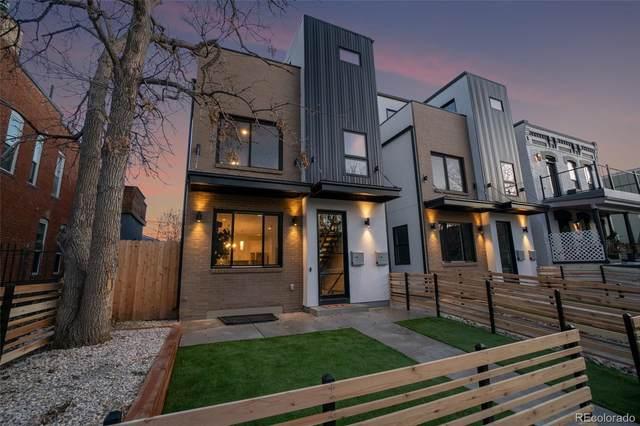 2440 Glenarm Place, Denver, CO 80205 (MLS #3139725) :: 8z Real Estate