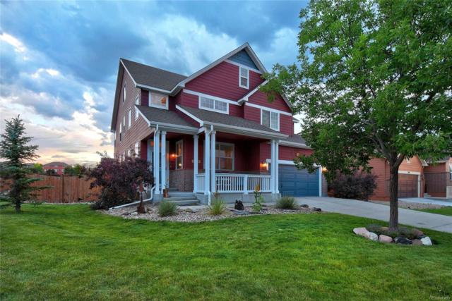 3653 Desert Ridge Place, Castle Rock, CO 80108 (MLS #3140369) :: 8z Real Estate