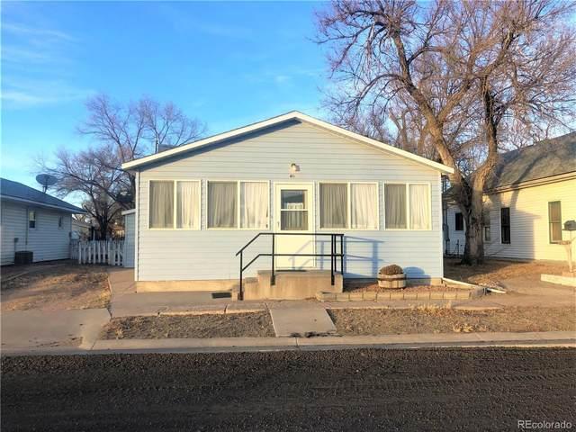 415 5th Street, Hugo, CO 80821 (MLS #3143155) :: 8z Real Estate