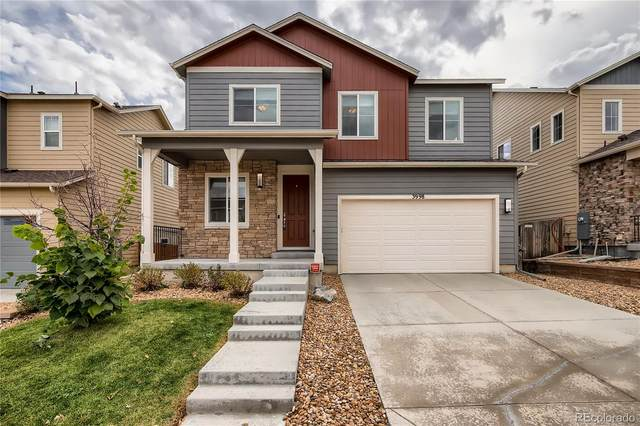 3998 Trail Stone Circle, Castle Rock, CO 80108 (#3145745) :: The Gilbert Group