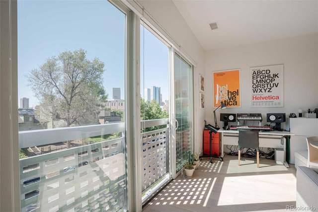 2525 Arapahoe Street Rd308, Denver, CO 80205 (#3146261) :: Portenga Properties - LIV Sotheby's International Realty