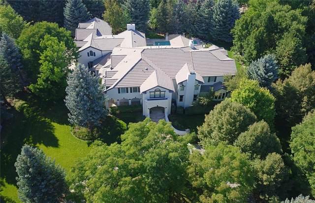 4903 S Elizabeth Circle, Cherry Hills Village, CO 80113 (MLS #3147002) :: 8z Real Estate