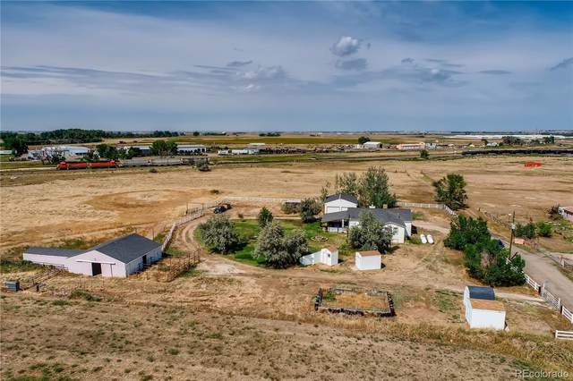 22375 Highway 52, Hudson, CO 80642 (MLS #3151215) :: 8z Real Estate