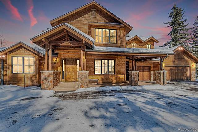 92 Whiskey Jay Hill Road, Evergreen, CO 80439 (#3153743) :: The Brokerage Group