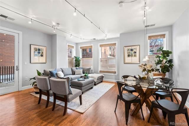 1630 Clarkson Street #102, Denver, CO 80218 (MLS #3156869) :: 8z Real Estate