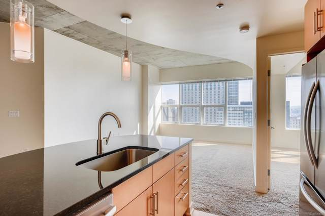 891 14th Street #2916, Denver, CO 80202 (MLS #3157225) :: Colorado Real Estate : The Space Agency