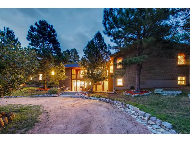 6535 Meadowbrook Lane, Sedalia, CO 80135 (MLS #3159255) :: 8z Real Estate