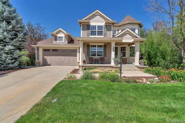 9639 Shenstone Drive, Parker, CO 80134 (#3159659) :: The HomeSmiths Team - Keller Williams