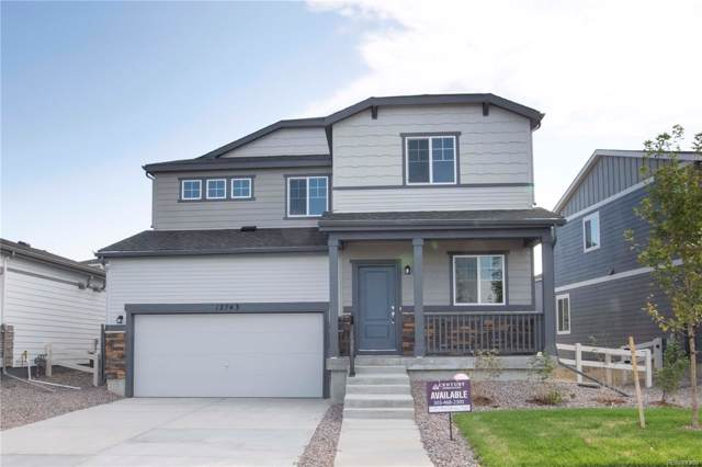 12743 Red Rosa Circle, Parker, CO 80134 (#3161121) :: The HomeSmiths Team - Keller Williams