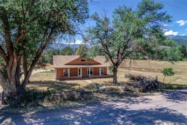 13564 County Road 45, Coaldale, CO 81222 (MLS #3161706) :: 8z Real Estate