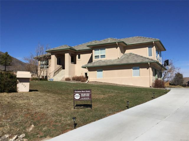 10937 Prairie Run, Littleton, CO 80125 (MLS #3162185) :: Kittle Real Estate