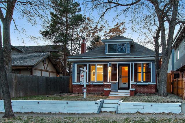 517 Josephine Street, Denver, CO 80206 (#3162351) :: The Peak Properties Group