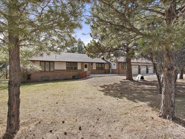 30519 Wilderness Place, Kiowa, CO 80117 (#3162568) :: The Pete Cook Home Group