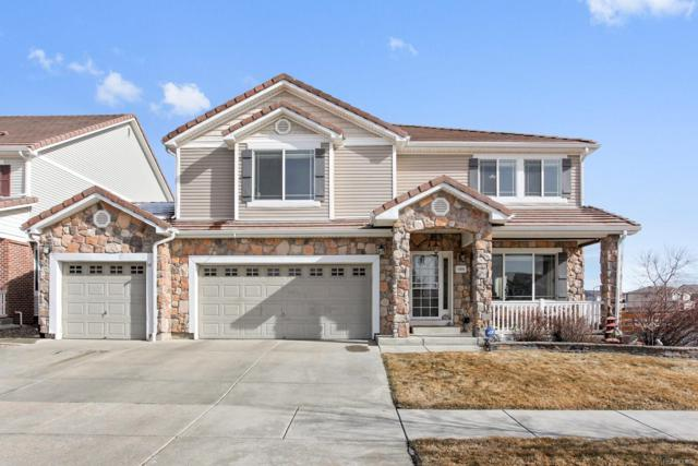 11810 Jasper Street, Commerce City, CO 80022 (#3163684) :: The City and Mountains Group