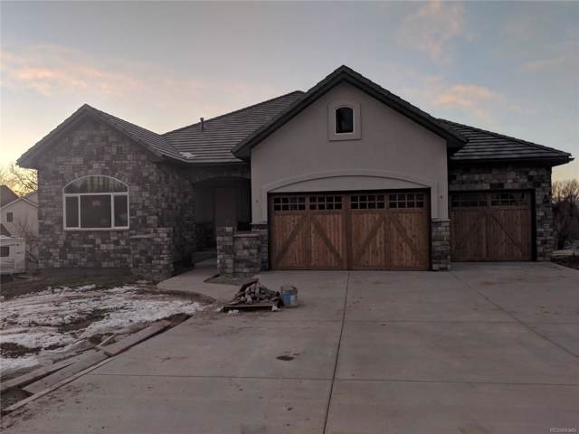 10046 W 69th Place, Arvada, CO 80004 (MLS #3167470) :: 8z Real Estate