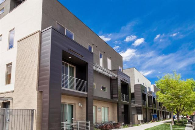 1325 Elati Street #3, Denver, CO 80204 (#3169519) :: The Griffith Home Team