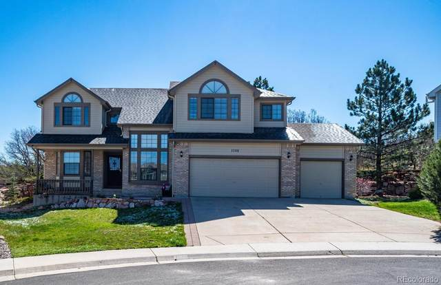 1508 Quail Lane, Castle Rock, CO 80104 (#3172646) :: The DeGrood Team